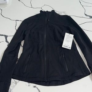NWT Cyclebar Lululemon Define Jacket *Luon Sz 10